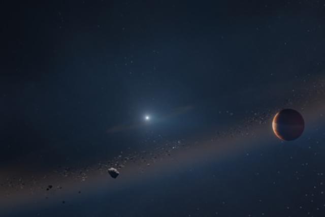 White-Dwarf-system